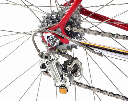 1983 Colnago Master Del Tongo Saronni, Campagnolo 50th Ann groupset, Eroica vintage luxury collectible vintage bike by Premium Cycling