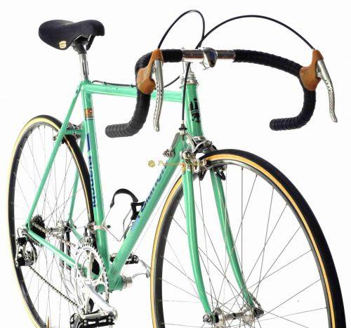 BIANCHI Specialissima Campione del mondo 1980, Campagnolo Super Record, vintage steel Eroica bike