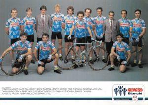 Team Gewiss Bianchi 1988